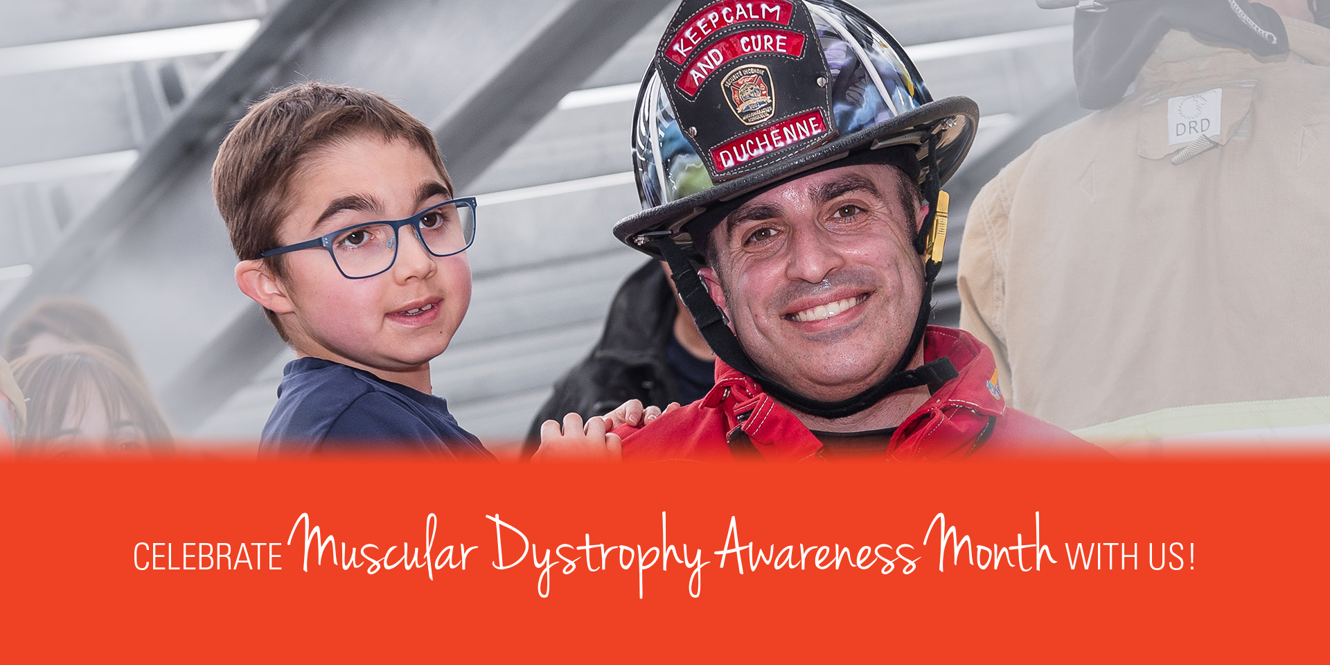 Celebrate Muscular Dystrophy Month With Us