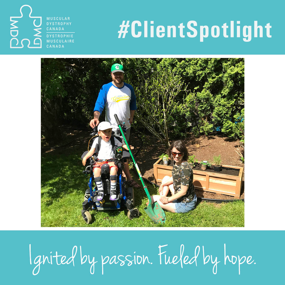 Feel Good Friday Client Spotlight: Willms Family