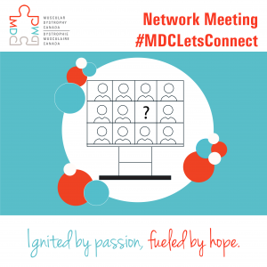 Network Meeting #MDCLetsConnect @ Virtual Event